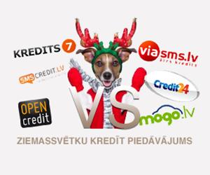 Top5 Ziemassvētku kredīti